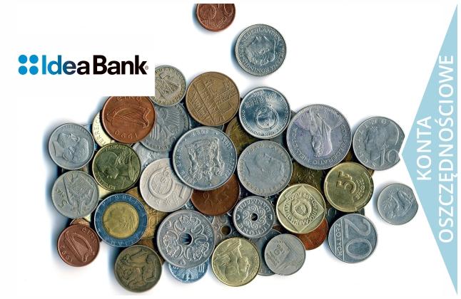 Idea Bank: zupełnie darmowe konto Idealne.