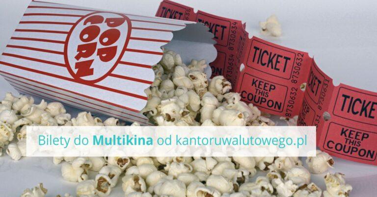 Internetowykantor rozdaje bilety do Multikina.