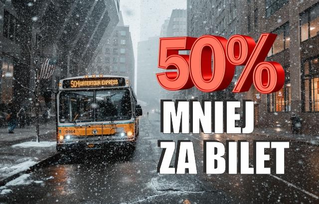 Jak płacić mniej za bilety w komunikacji miejskiej - mamy sposób!