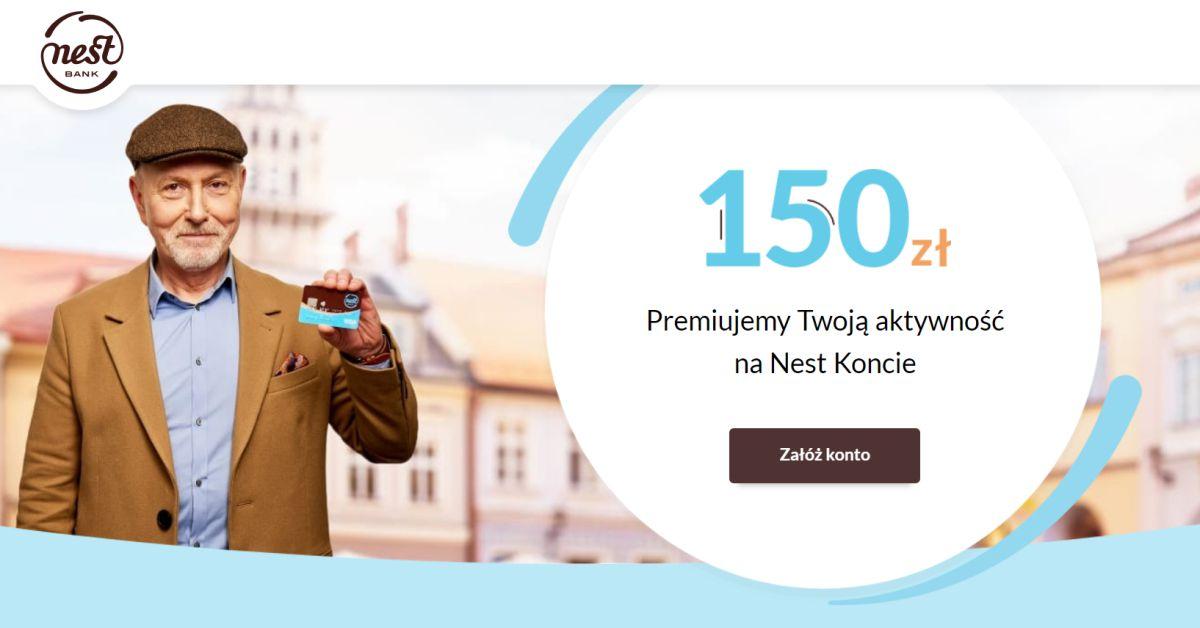 Nest Konto z bonusem dla aktywnych
